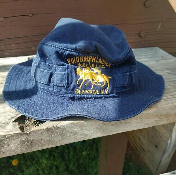 9ffb063a5a0 Men s Polo Bucket Hat. M 5aaec11831a376c5055d8de9